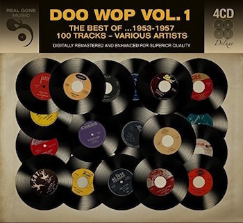 V.A. - Doowop Vol 1 : The Best 1953 - 1957 ( 4 cd's )